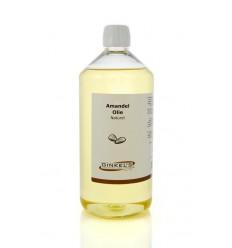 Ginkel's Amandelolie neutraal 1 liter | Superfoodstore.nl