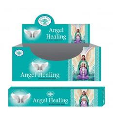 Green Tree Wierook angel healing 15 gram | € 1.24 | Superfoodstore.nl