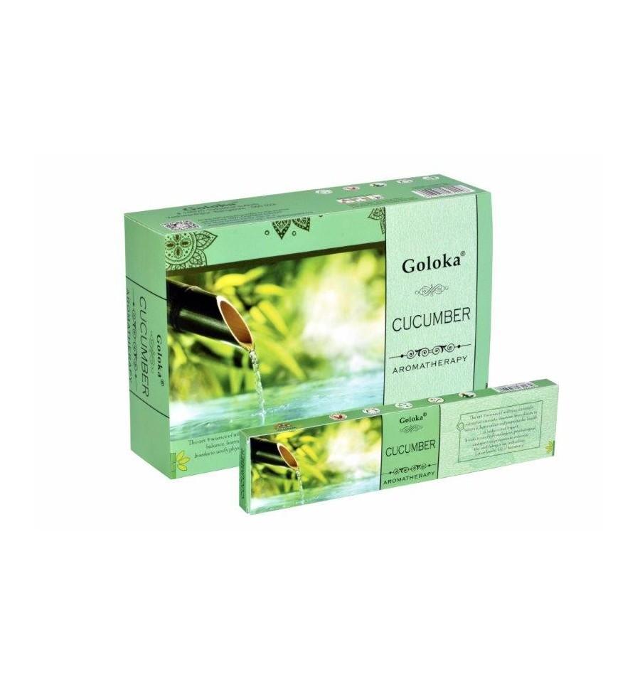 Goloka Wierook goloka aromatherapy cucumber 15 gram