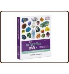 Ruben Robijn De kristallengids deel 1 | Superfoodstore.nl