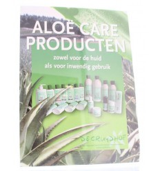 Aloe Care Aloe care poster A4 | € 0.02 | Superfoodstore.nl