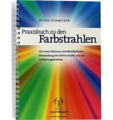 Lichtwesen Praxisbuch zu den farbstrahlen | Superfoodstore.nl