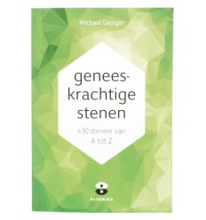 Gottmer Geneeskrachtige stenen 430 stenen van A tot Z |