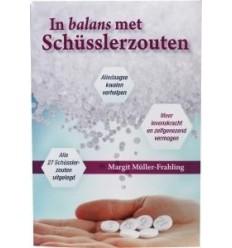 Pfluger In balans met Schusslerzouten | Superfoodstore.nl