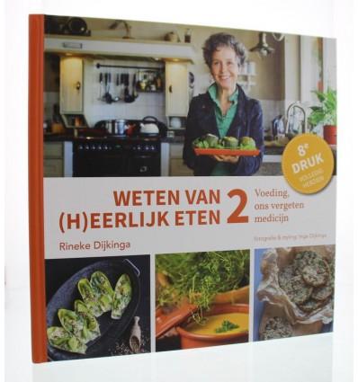 Boeken en folders Rineke Books Weten van (h)eerlijk eten 2 kopen