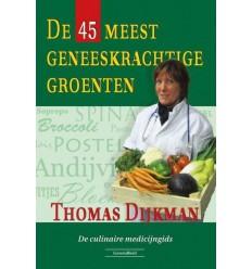De 45 meest geneeskrachtige groenten | Superfoodstore.nl