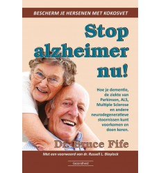 Stop Alzheimer nu! | € 28.50 | Superfoodstore.nl