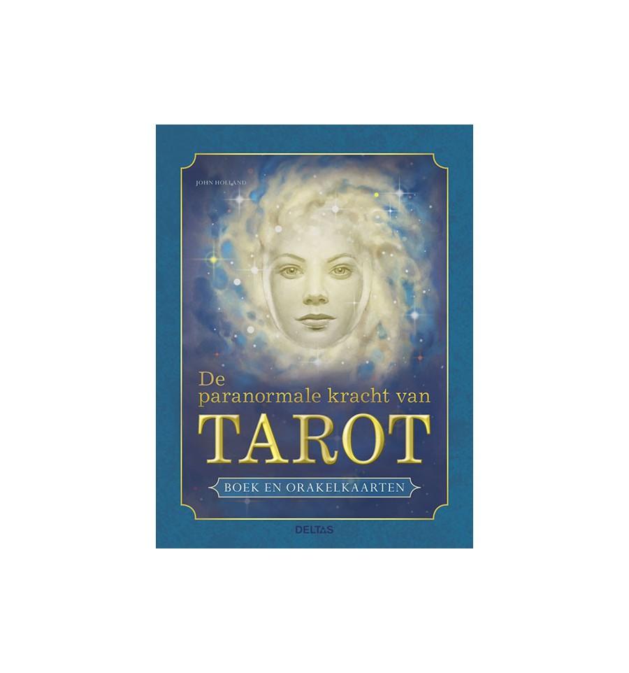 Paranormale kracht van tarot boek en orakelkaarten 1 set