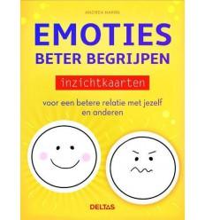 Emoties beter begrijpen inzichtkaarten 1 set | Superfoodstore.nl