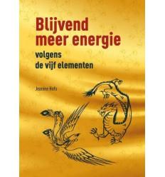 A3 Boeken Blijvend meer energie volgens de 5 elementen  
