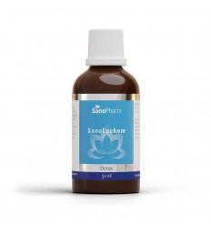 Detox / Ontgiften Sanopharm Sano exchem 50 ml kopen