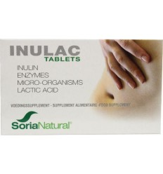 Inulac 30 zuigtabletten | € 10.69 | Superfoodstore.nl
