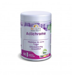 Be-Life Actichrome 60 softgels | Superfoodstore.nl