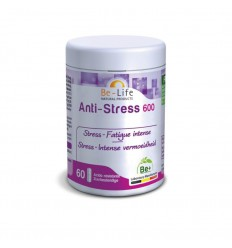 Be-Life Anti-stress 600 60 softgels | € 14.02 | Superfoodstore.nl