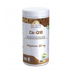 Be-Life Co-Q10 50 180 capsules | Superfoodstore.nl