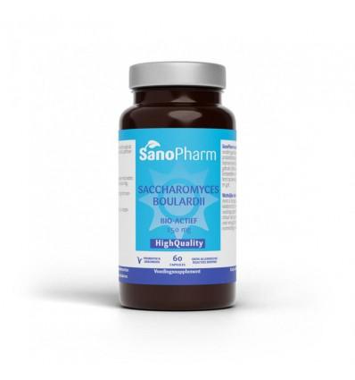 Probiotica Sanopharm Saccharomyces boulardii 60 capsules kopen