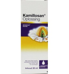 Kamillosan Oplossing 30 ml | Superfoodstore.nl