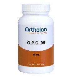Ortholon OPC 95 50 mg 100 vcaps | € 30.73 | Superfoodstore.nl