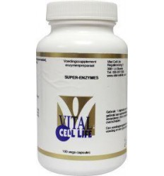 Enzymen Vital Cell Life Super enzymes 100 capsules kopen