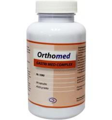 Orthomed Gastri med complex 90 capsules | € 18.25 | Superfoodstore.nl
