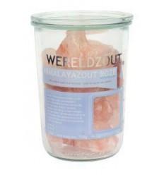 Supplementen Esspo Himalayazout Roze Kristallen glas 700 gram