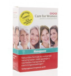 Care For Women Menopause 30 vcaps | Superfoodstore.nl