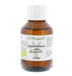 Cruydhof Teunisbloemolie vloeibaar 100 ml | Superfoodstore.nl