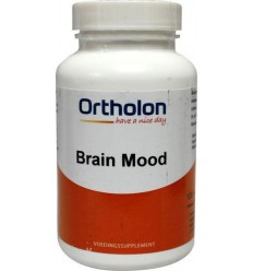Ortholon Brain mood 60 vcaps | Superfoodstore.nl