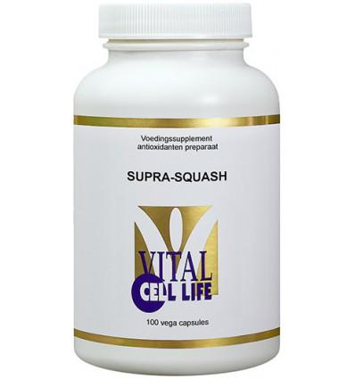 Vitamine B Vital Cell Life Supra squash 100 capsules kopen