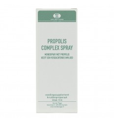 Van der Pigge Propolis complex spray 15 ml | Superfoodstore.nl