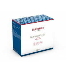 Nutrisan Krill oil 180 capsules | Superfoodstore.nl