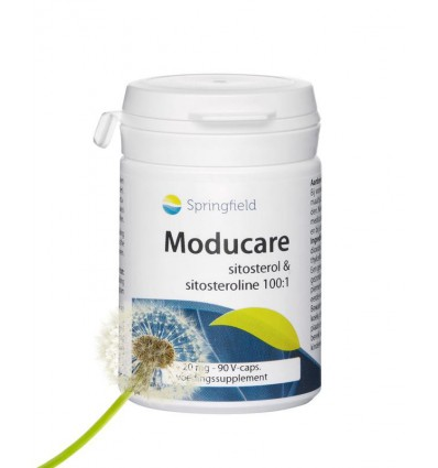 Springfield Moducare 90 vcaps | Superfoodstore.nl