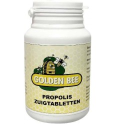 Golden Bee Propolis 100 zuigtabletten | Superfoodstore.nl