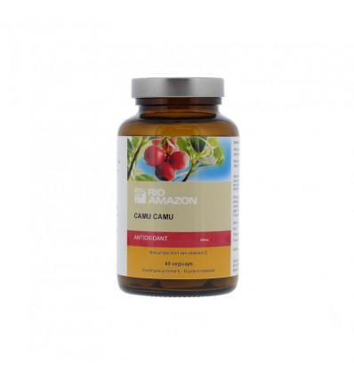 Rio Amazon Camu camu 60 capsules | Superfoodstore.nl
