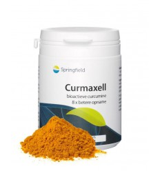 Springfield Curmaxell 180 softgels | Superfoodstore.nl