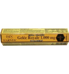 Euro Bee Royal jelly 1000 mg 30 capsules | Superfoodstore.nl