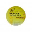 Bach Rescue pastilles sinaasappel 50 gram