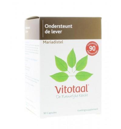 Vitotaal Mariadistel 90 capsules