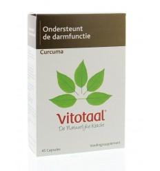 Curcuma Vitotaal Curcuma 45 capsules kopen
