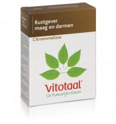 Vitotaal Citroenmelisse 45 capsules | € 9.13 | Superfoodstore.nl