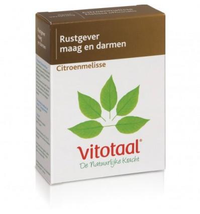 Voedingssupplementen Vitotaal Citroenmelisse 45 capsules kopen
