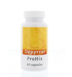Depyrrol Prohis 60 vcaps | € 22.22 | Superfoodstore.nl