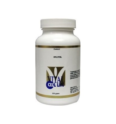 Vital Cell Life Xylitol 225 gram | Superfoodstore.nl