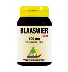 Voedingssupplementen SNP Blaaswier 500 mg puur 60 capsules kopen