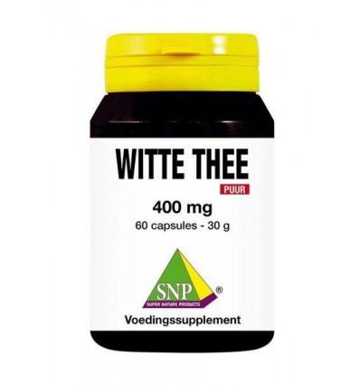 Antioxidanten SNP Witte thee 400 mg puur 60 capsules kopen