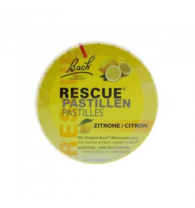 Bach Rescue pastilles citroen 50 gram | Superfoodstore.nl