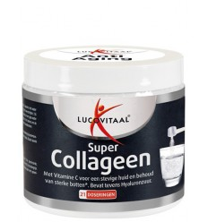 Lucovitaal Collageen beauty poeder 54.6 gram   Superfoodstore.nl