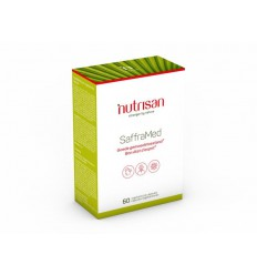 Nutrisan Safframed 60 capsules | Superfoodstore.nl