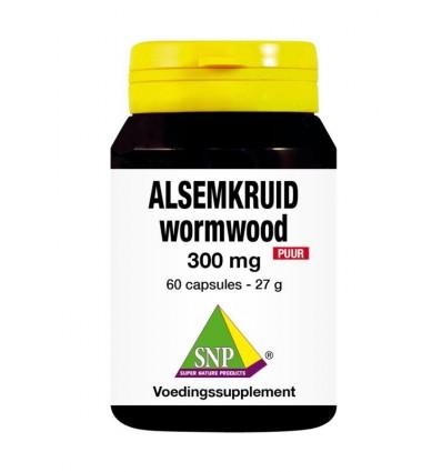 SNP Alsemkruid wormwood 60 capsules
