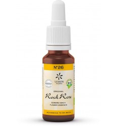 Lemon Pharma Bach bloesemremedies rock rose 20 ml | € 10.39 | Superfoodstore.nl